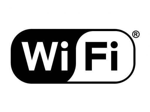 WIFI : Internet dans tout le camping