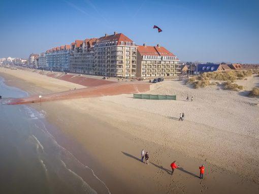La plage la plus proche est celle de Bray-Dunes… (3min)