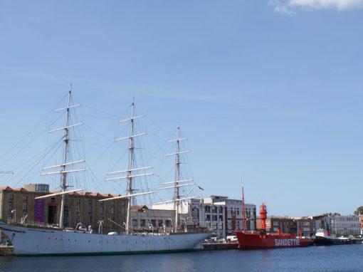 Dunkerque et la plage de Malo-les bains (10min)