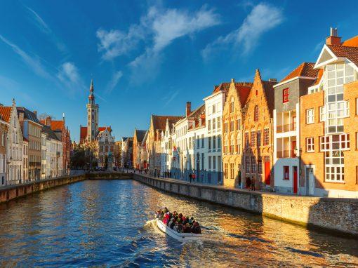 Bruges, la «petite Venise du Nord» (40min)